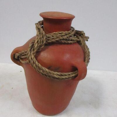 Lot 13 - Large Terracotta Pot