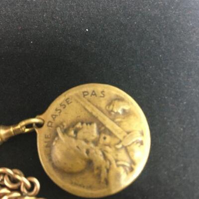 American Waltham Pocket Watch