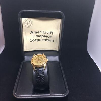 US Letter Carrier Commemorative Wrist Watch