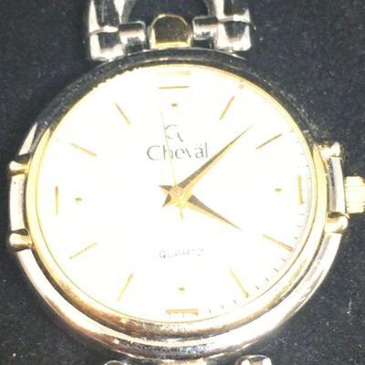 Cheval Wrist Watch