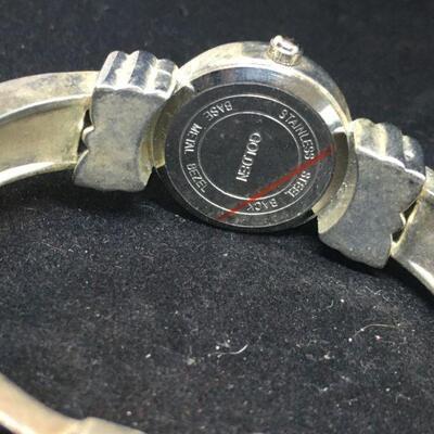 Golden Brand Wrist Watch Cuff