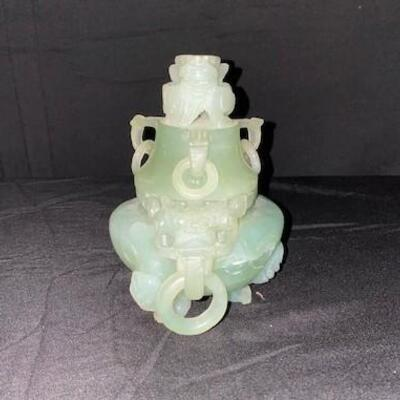LOT#16: Chinese Jade Censor #3