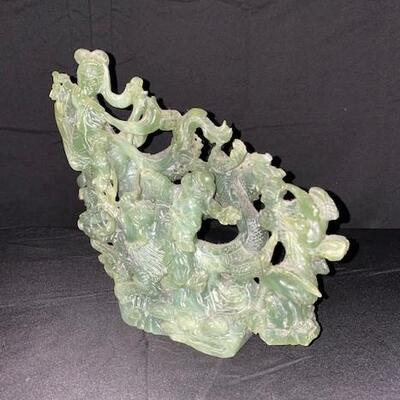 LOT#18: Chinese Jade Carving #1