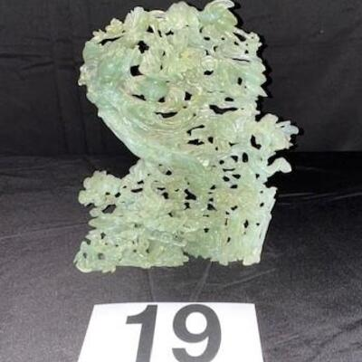 LOT#19: Chinese Jade Carving #2