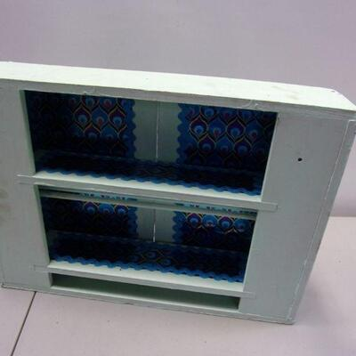 Lot 6 - Counter Top Drying Rack Cabinet