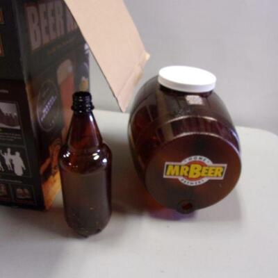 Lot 7 - Mr. Beer Brewing Kit