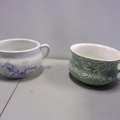 Lot 9 - Ceramic Bowls