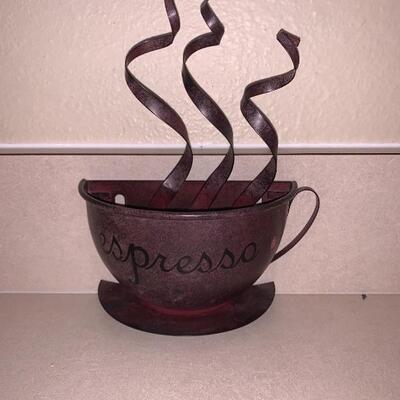 Espresso cafe kitchen decor