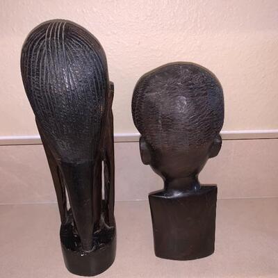 African fertility tribal decor