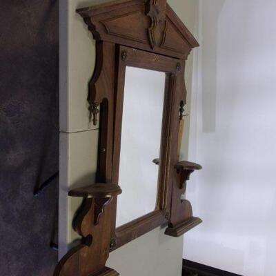 Lot 16 - Vintage Dresser Mirror