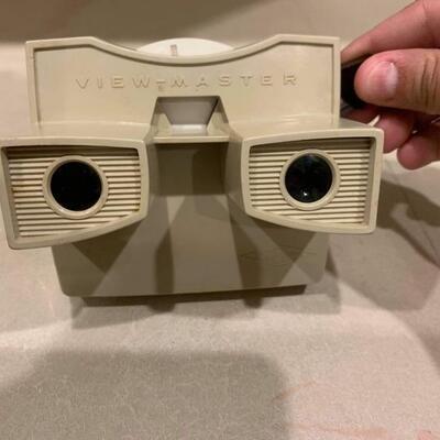 Vintage viewmaster