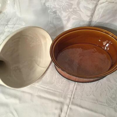 LR#15 - Goose covered Casserole Dish