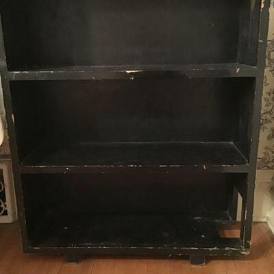 DR#22 - Wooden Bookcase