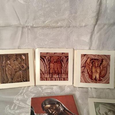 DR#36 - Set of six tile coasters
