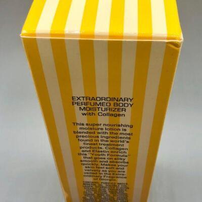 Giorgio Beverly Hills Body Lotion 8oz New Opened Box