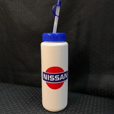 Lot of 3 Nissan Sport Sippy-Bottles