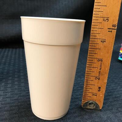 Carlton Glass 2L Pitcher & 4 Cups Set