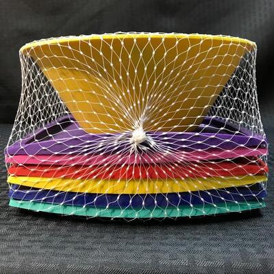 Vintage Frem 21-Piece Multicolored Serving Set