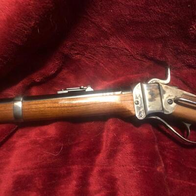 Garrett arms Model 1863 Sharps Percussion carbine 54 caliber excellent condition