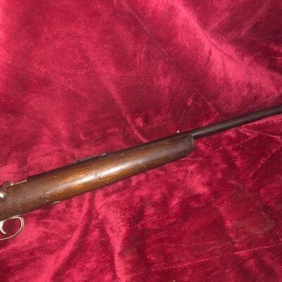 Winchester 67a Bolt action 22lr