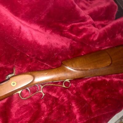 Thompson center Hawken 45 caliber rifle