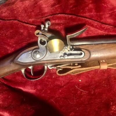 Charleville 1766 69 caliber French musket rifle