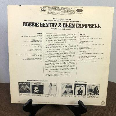 #11 Bobby Gentry and Glen Campbell ST 2928