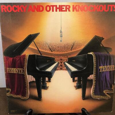 #14 Rocky and Other Knockouts UA-LA 782-G