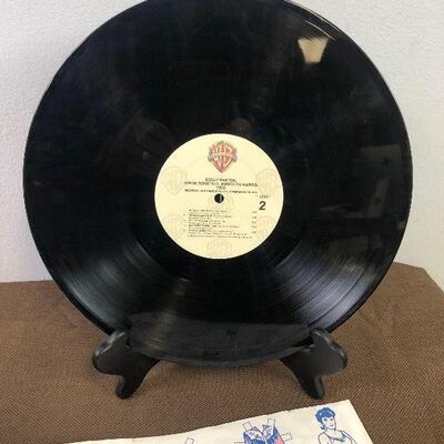 #17 Dolly Pardon Linda Ronstadt Emmylou Harris TRIO 25491-1