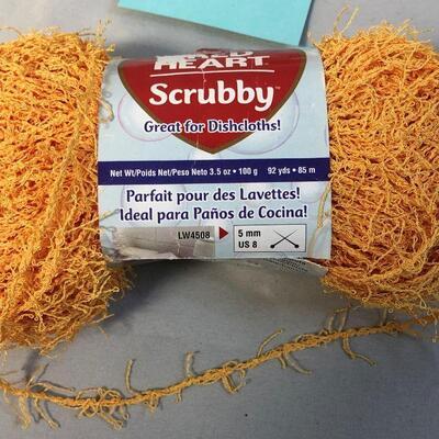 Mix Lot of Yarn