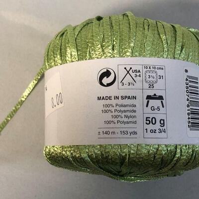 Mix of Yarn