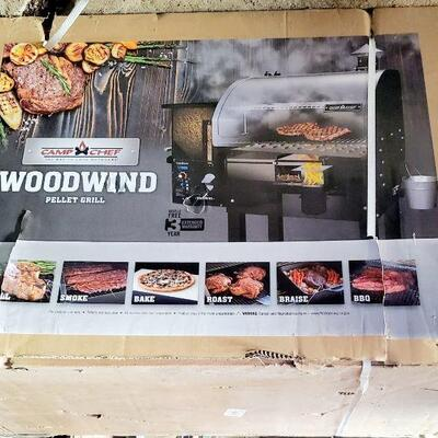 BRAND NEW CAMP CHEF WOODWIND PELLET GRILL