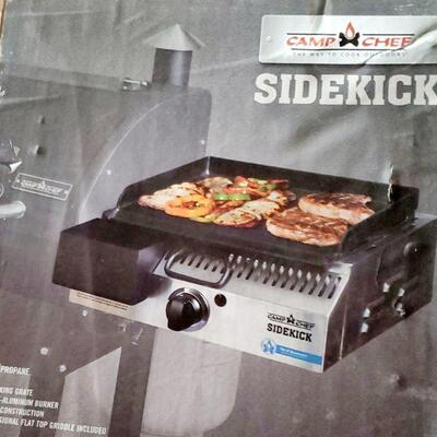 CAMP CHEF SIDE KICK NEW IN BOX
