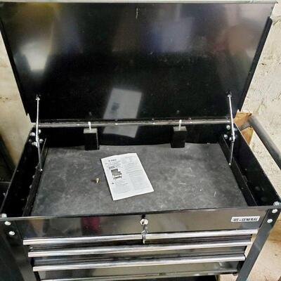 US GENERAL 580 LBS ROLLING TOOL CHEST