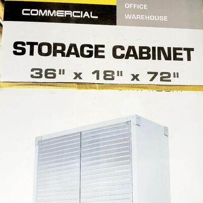 ULTRA HD COMMERCIAL STORAGE CABINET *NEW*