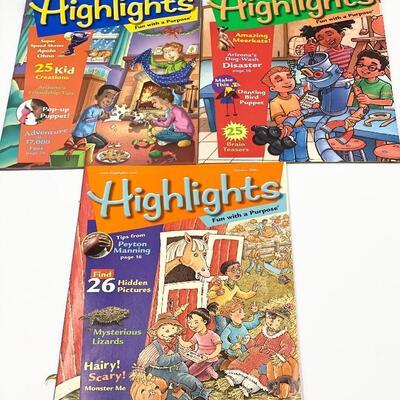 HIGHLIGHTS MAGAZINES 3 - New