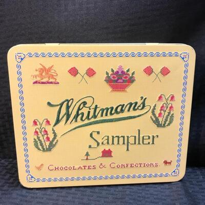 Whitman's® Chocolate Sampler Tin