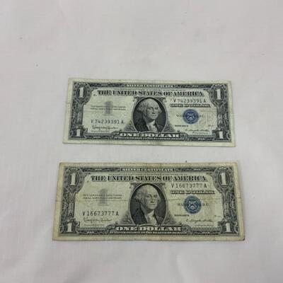 .8. Four Silver Certificates