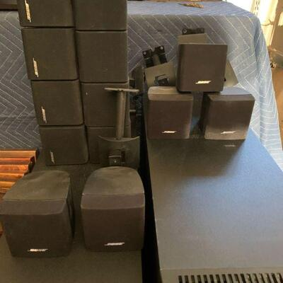Bose Acoustimass 5 series Complete  + extra