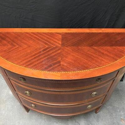 LOT#2: Believed to be Inlaid Commode