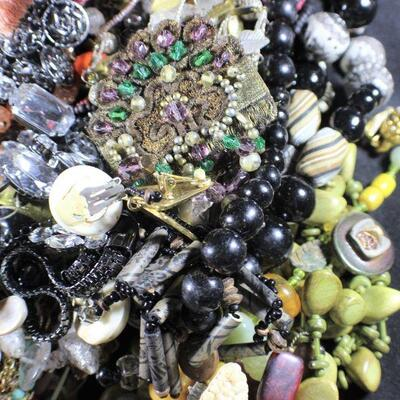 LOT#14: Costume Jewelry Lot #1