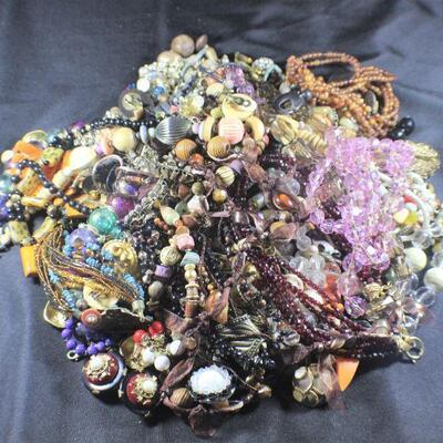 LOT#16: Costume Jewelry Lot #3