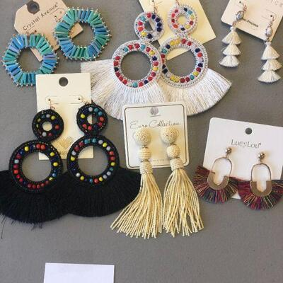 Lot 3 Six Pairs of NWT Earrings #2