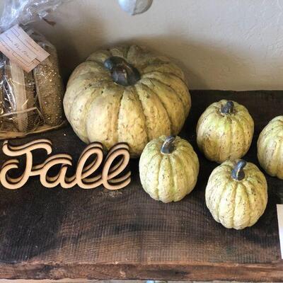 Lot 18 Autumn/Fall Décor #2