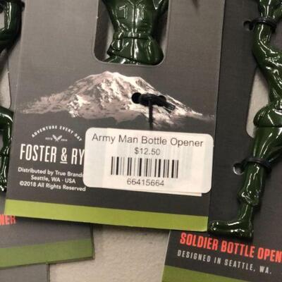 Lot 44 Set of 6 Bottle Cap Openers #3