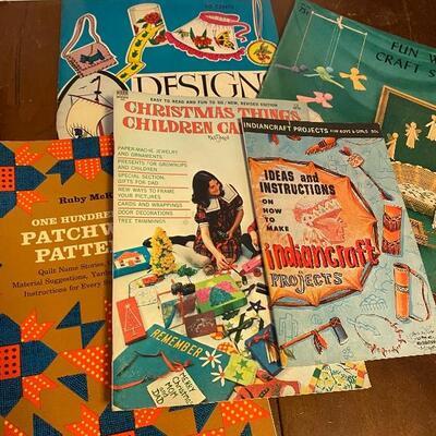 Crafts books