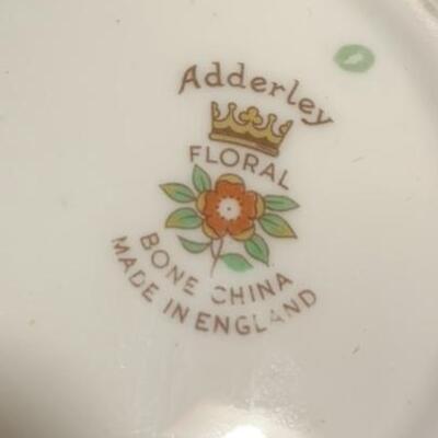 Vintage Trinket Dish by Adderley