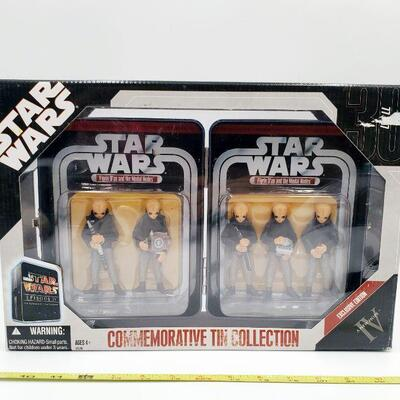 STAR WARS COMMEMORATIVE TIN COLLECTION IV #1