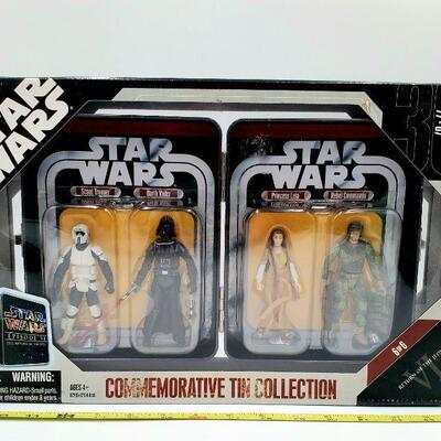 STAR WARS COMMEMORATIVE TIN COLLECTION #2