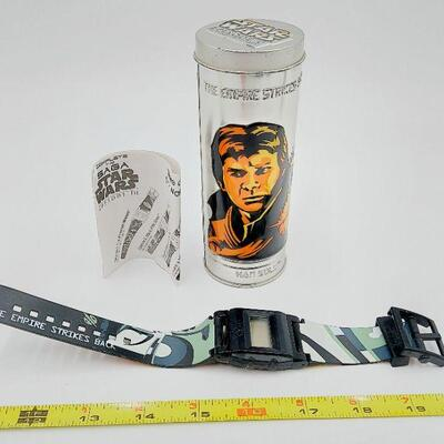 STAR WARS COLLECTABLE WATCH